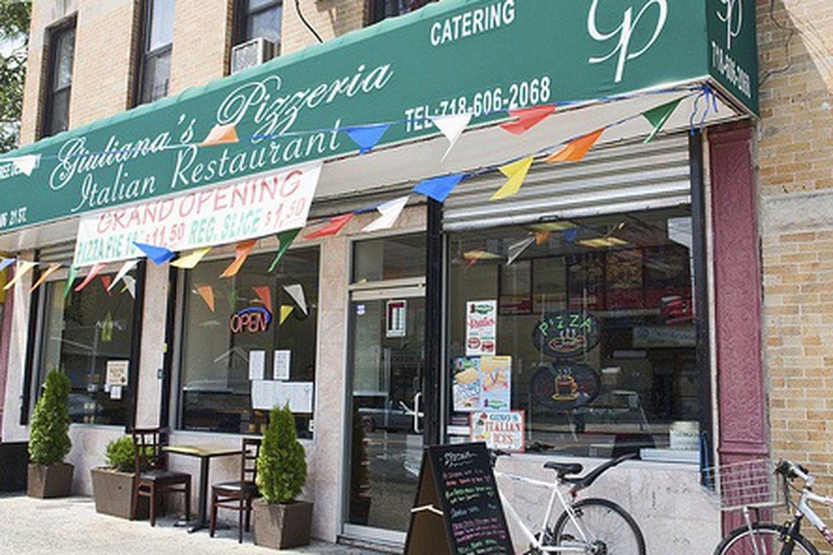Juliana's Pizzeria, Astoria
