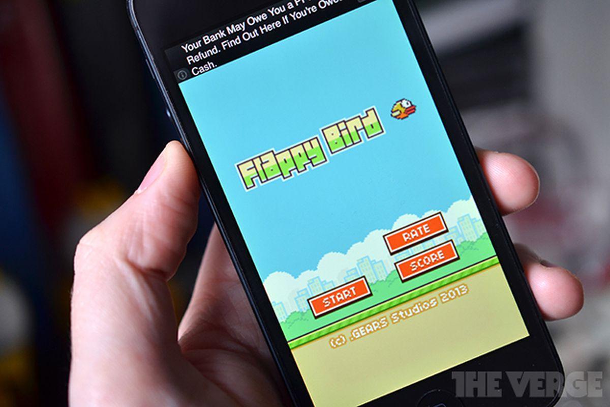 Flappy Bird stock 2