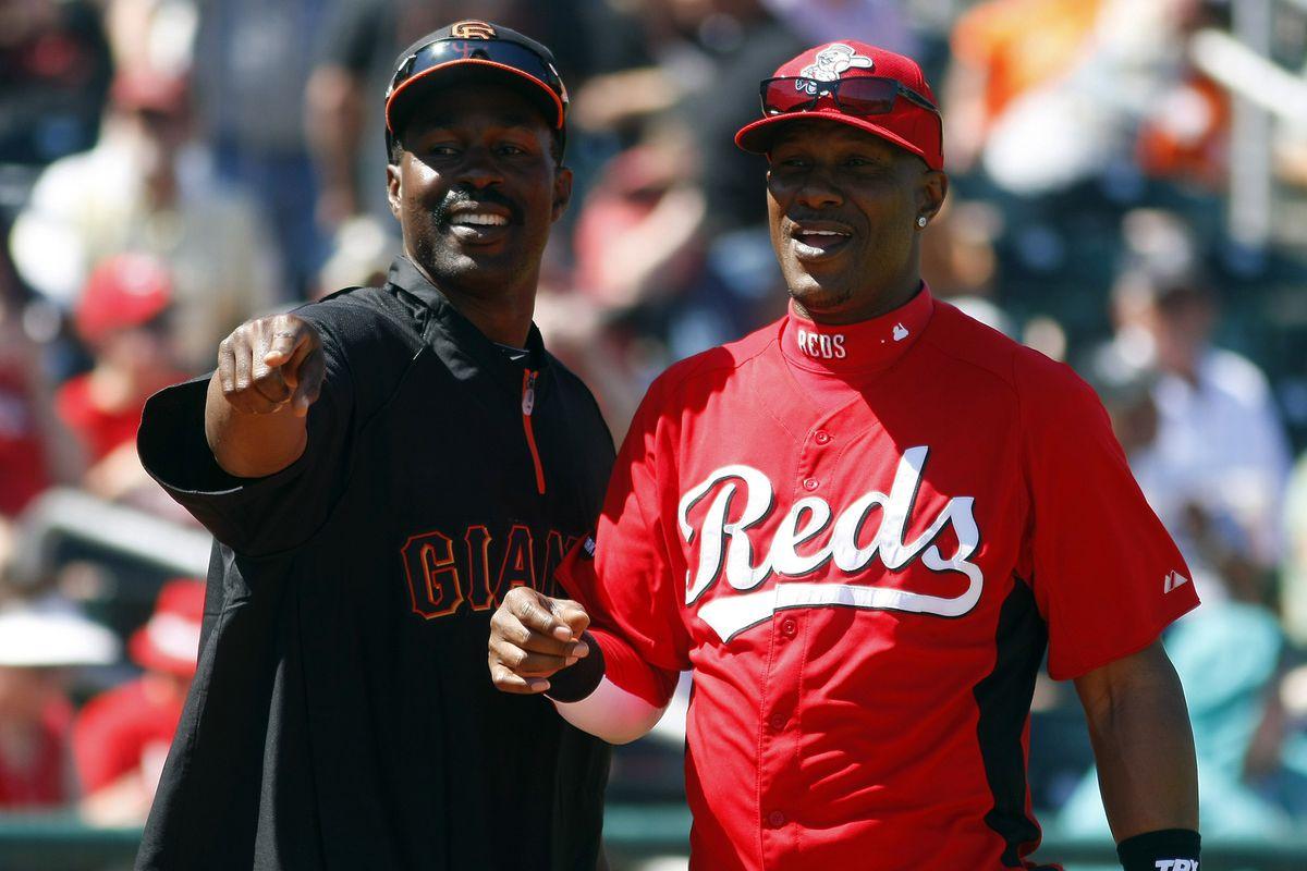 """I think that dude has a big ol' baseball crush on ya, E-D!"""