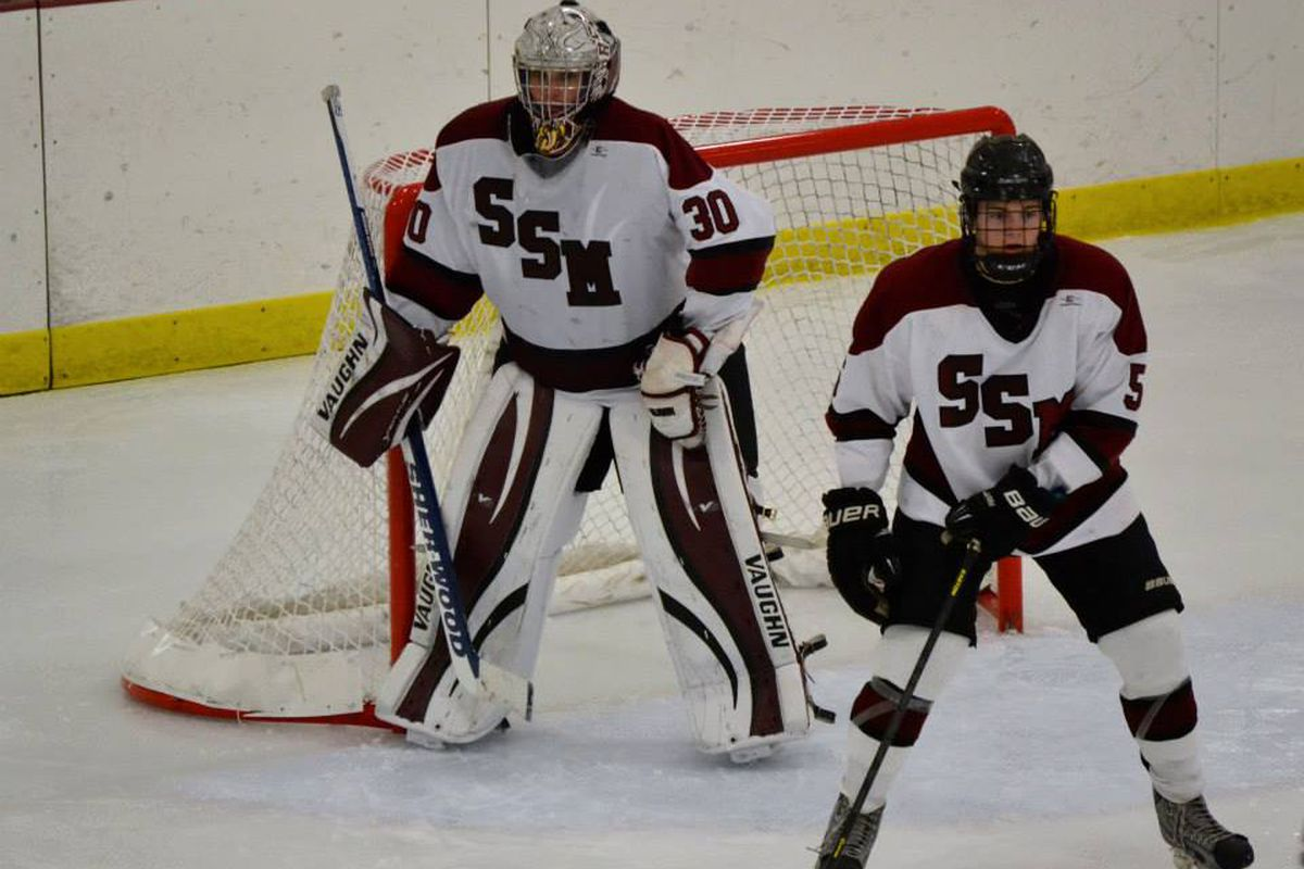 Another player from Shattuck-St. Mary's makes a college commitment