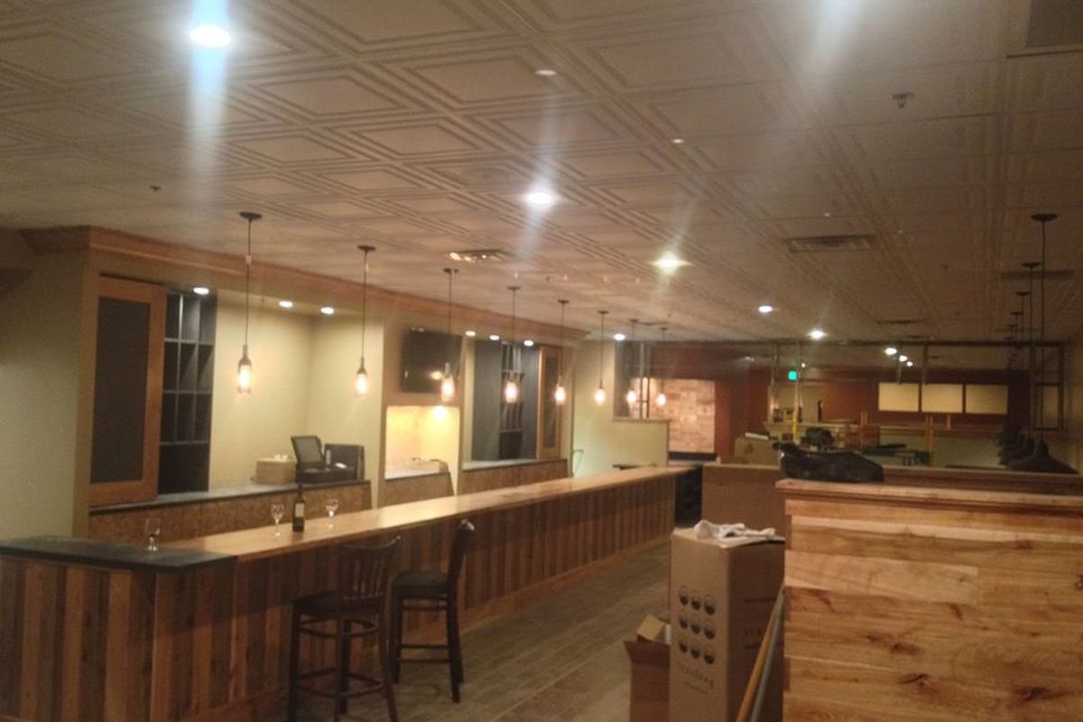 The Gondolier's New Space
