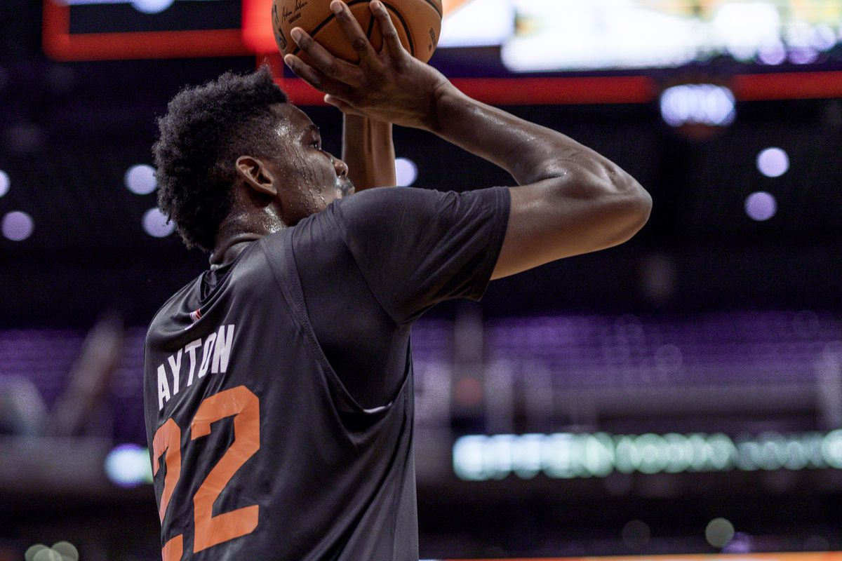 SUNS PRACTICE REPORT: Rookies Deandre Ayton and Mo Bamba