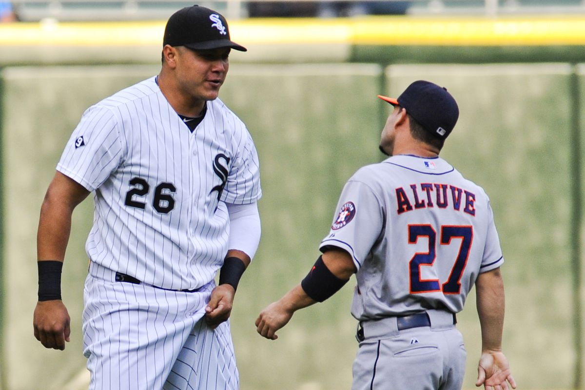 How to watch the Astros, White Sox series online, TV