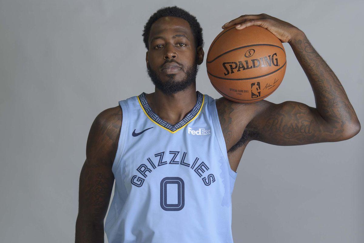 NBA: Memphis Grizzlies-Media Day
