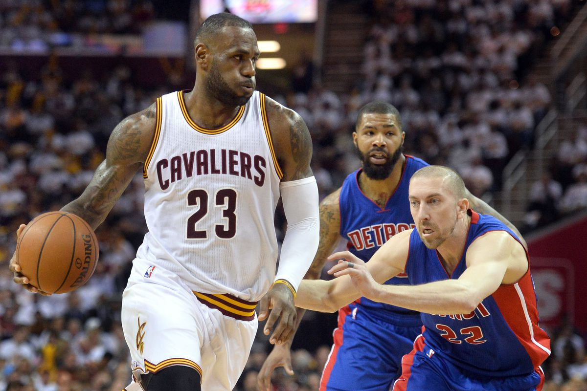 8fd78fe271a NBA Playoffs 2016  Detroit Pistons vs. Cleveland Cavaliers Game 2 preview