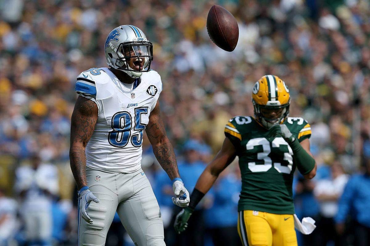 e145503b9 How to watch MNF, Lions vs. Packers: Game time, TV schedule, online ...