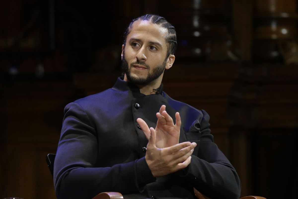 """""""When civility leads to death, revolting is the only logical reaction,"""" Colin Kaepernick said in posts on Instagram and Twitter of the death of George Floyd and the resulting protests."""