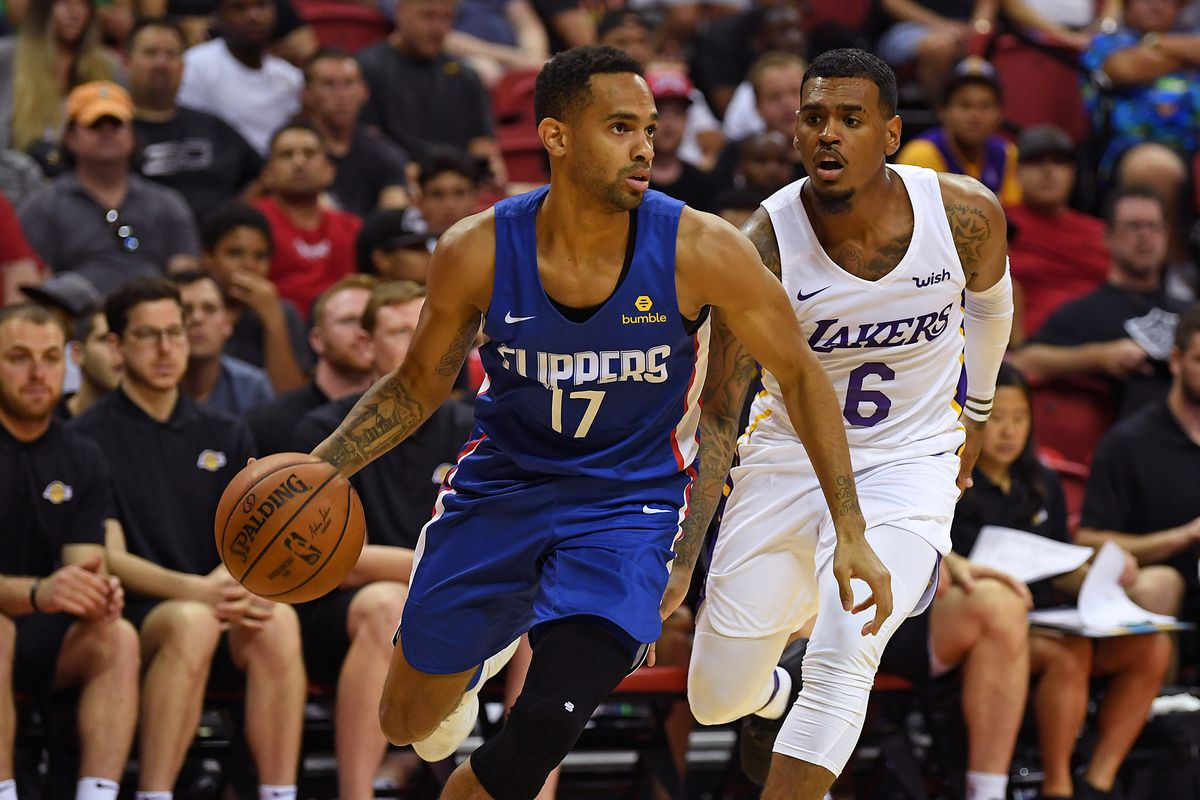 Thoughts on the Clippers and their Performance in the 2018 NBA Summer League 2247abf8a