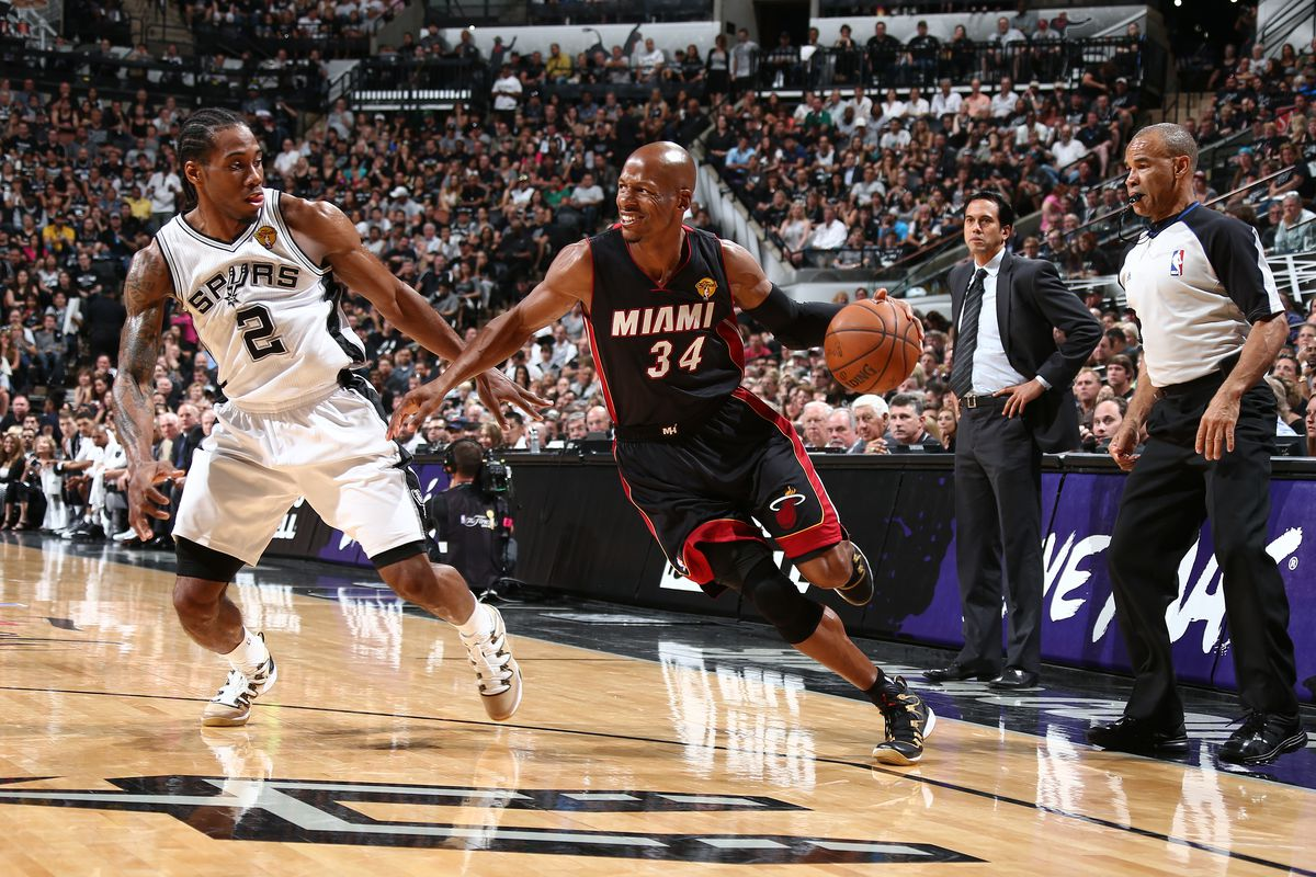 2014 NBA Finals - Game Two