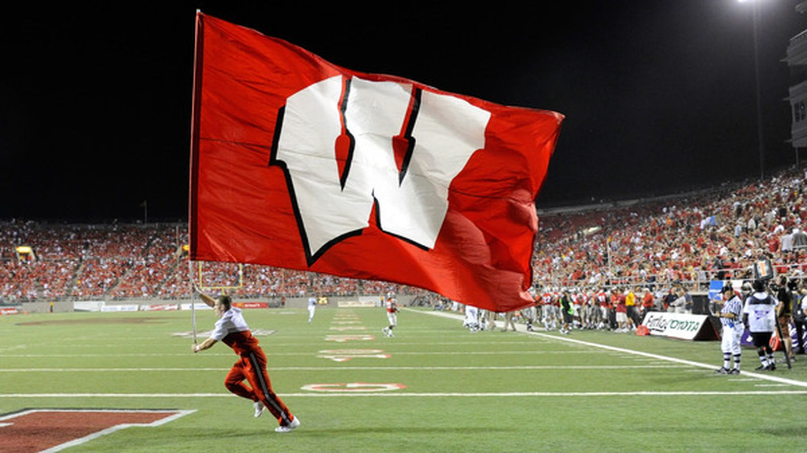 Wisconsin S Best Modern Day Running Back Products Terrell