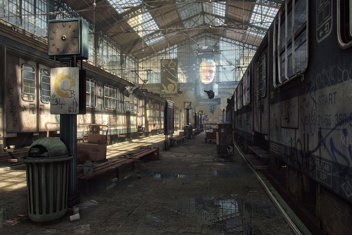 Half-Life 2 looks great in Unreal Engine 3 - Polygon