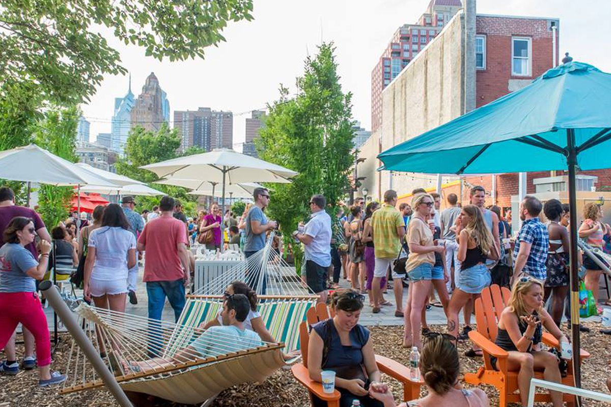 """<a href=""""http://philly.eater.com/archives/2014/07/08/phs-popup-beer-garden-opens-tonight.php"""">PHS Pop-Up Garden</a>"""