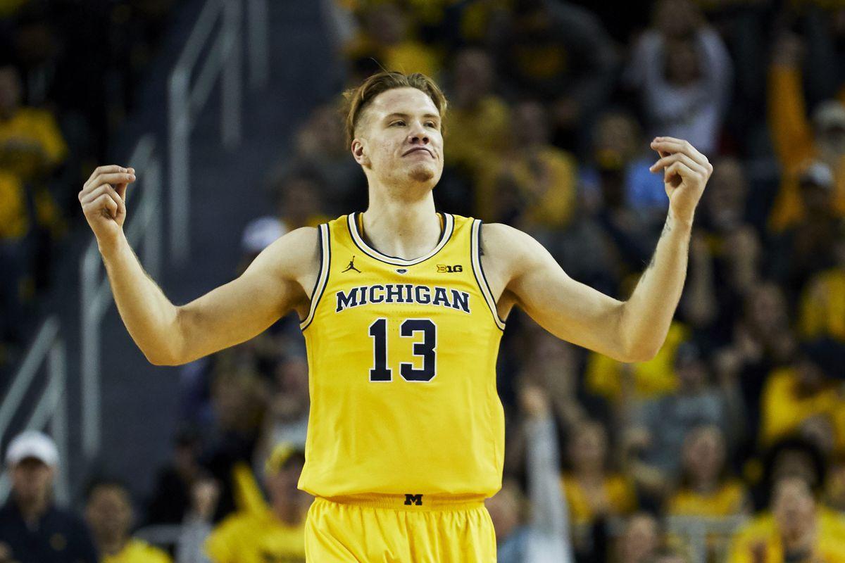 NCAA Basketball: North Carolina at Michigan