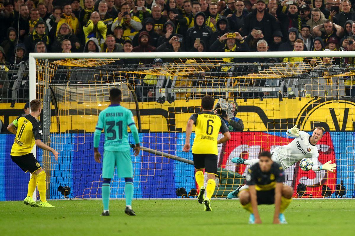Borussia Dortmund 0-0 Barcelona, Champions League: Match Review
