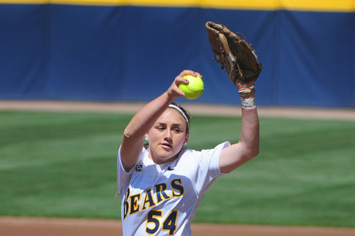 You can't talk about the 2013 Cal Softball season without focusing on Jolene Henderson.