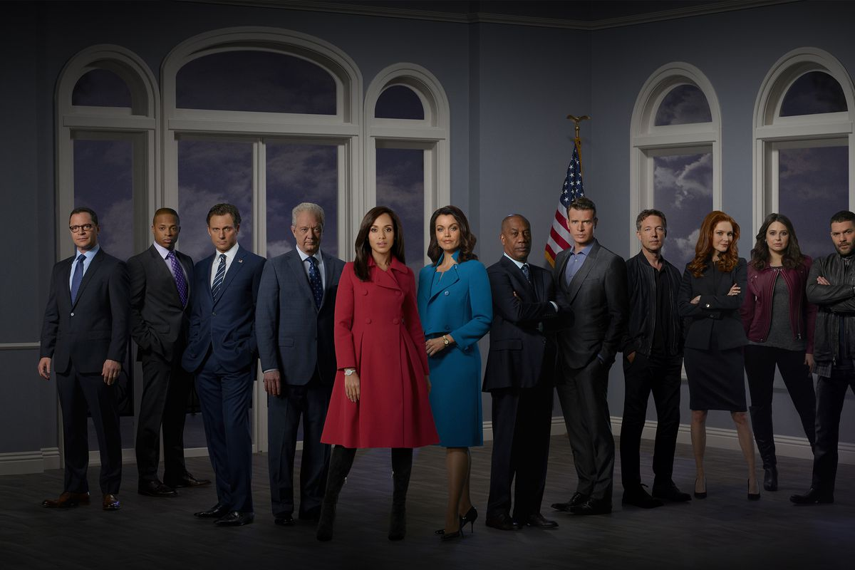 af91a95c497b TV fans will say farewell to Scandal's gladiators forever. ABC. After seven  seasons ...