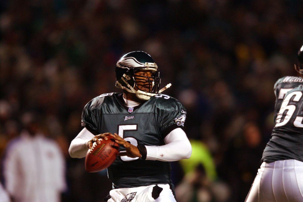 Eagles v Giants X