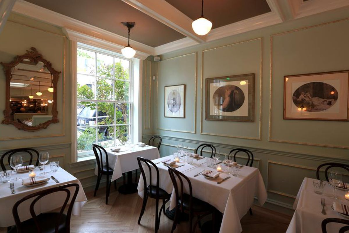 Chez Billy Sud Team Plans To Open Bar A Vin In Georgetown