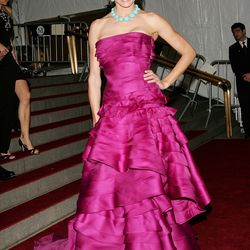 Cameron Diaz in Christian Dior in 2007.