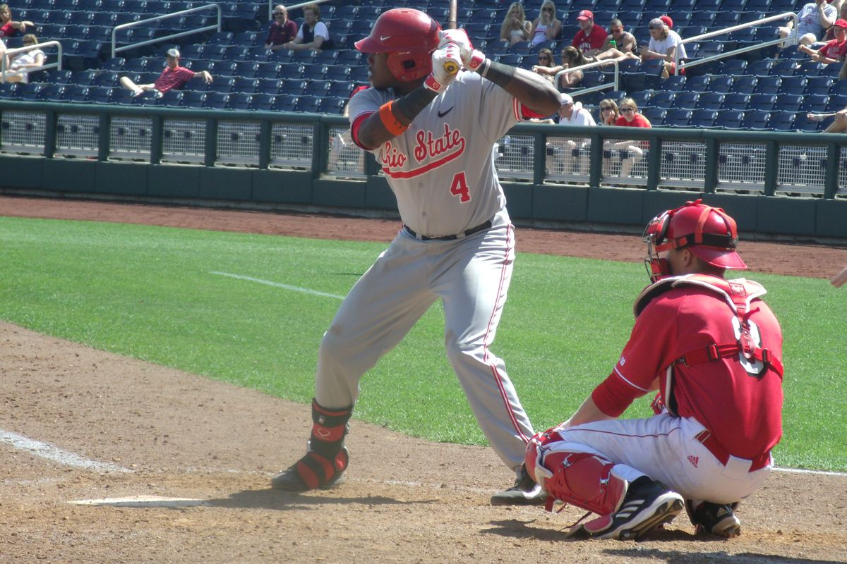 Sophomore outfielder Ronnie Dawson opened the season with a second at-bat home run.