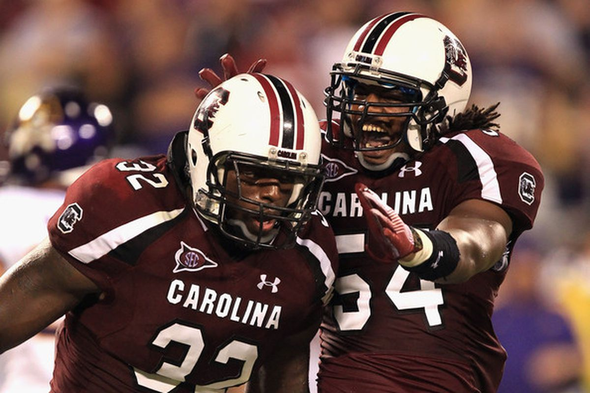 South Carolina Gamecock Football Post-Spring Wrap-up ...