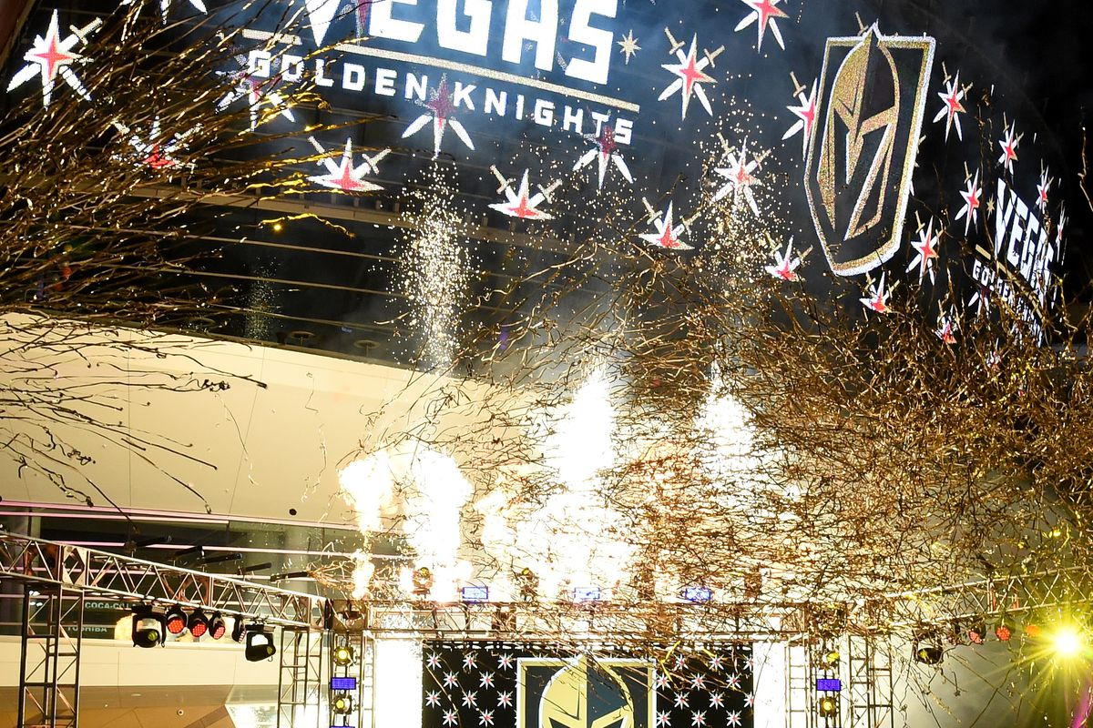 Vegas holds trade cards during expansion draft window