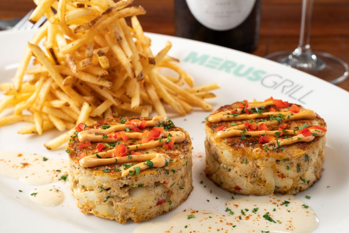 A look at some of the offerings at Merus Grill.