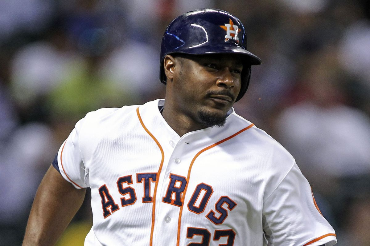 Chris Carter burninated the A's last year.