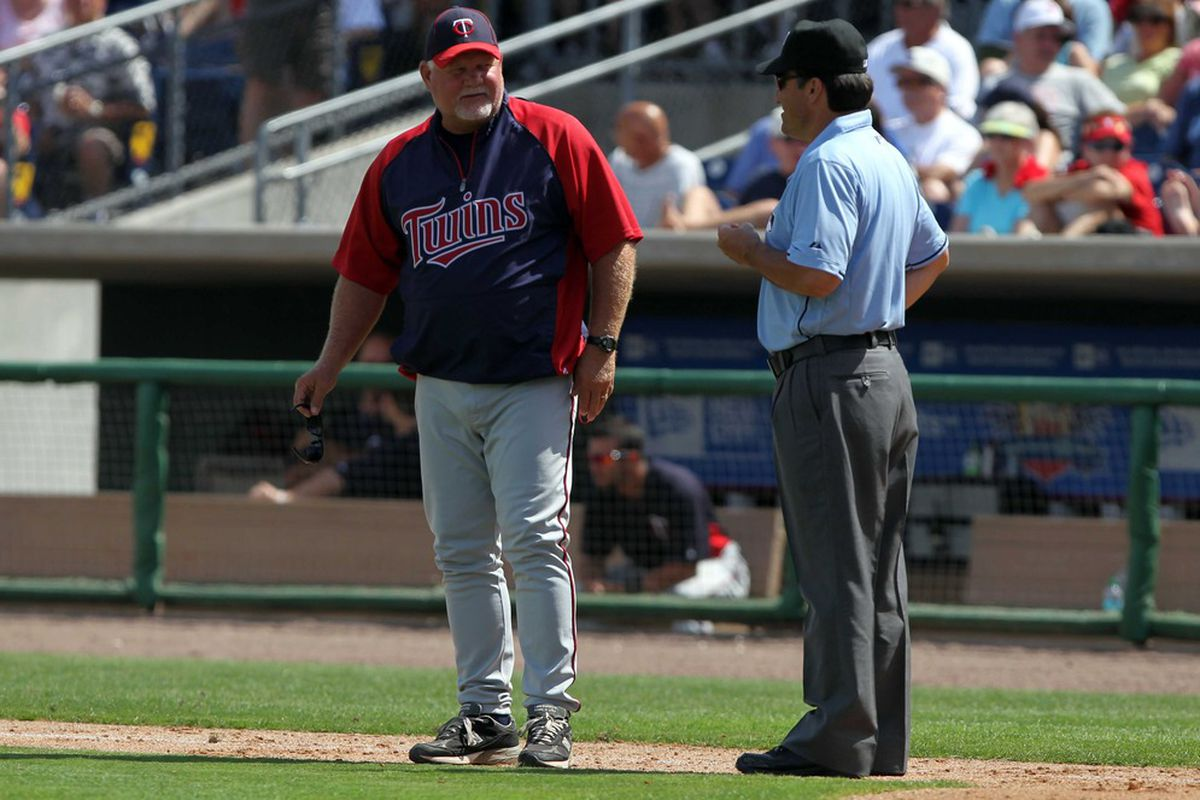 He won't be smiling at umpires for long. Kim Klement-US PRESSWIRE