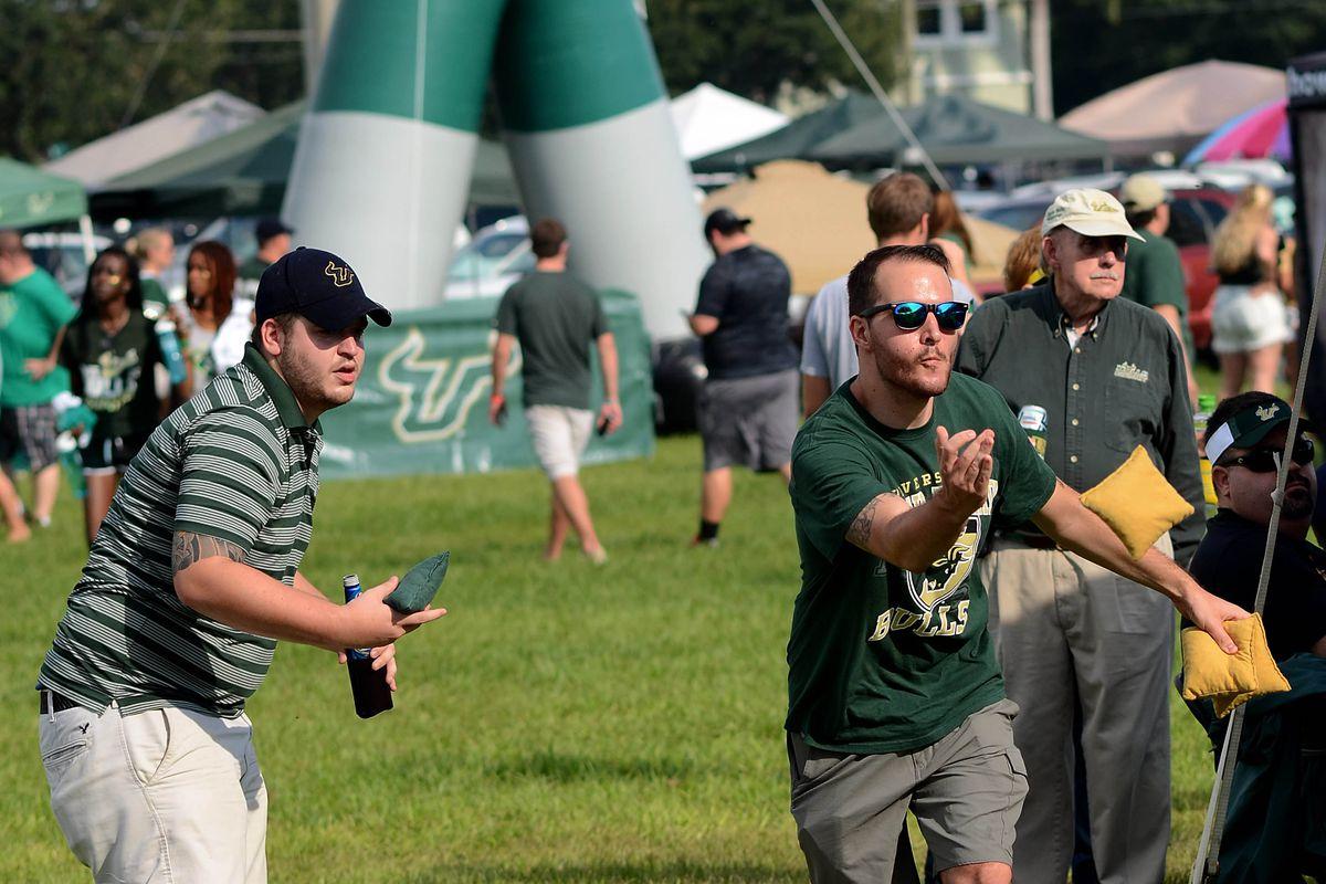 NCAA Football: Florida A&M at South Florida