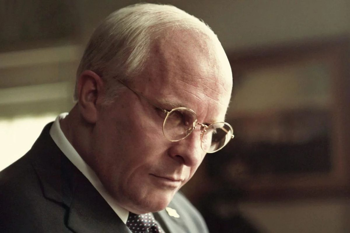 Christian Bale as Dick Cheney in 'Vice'