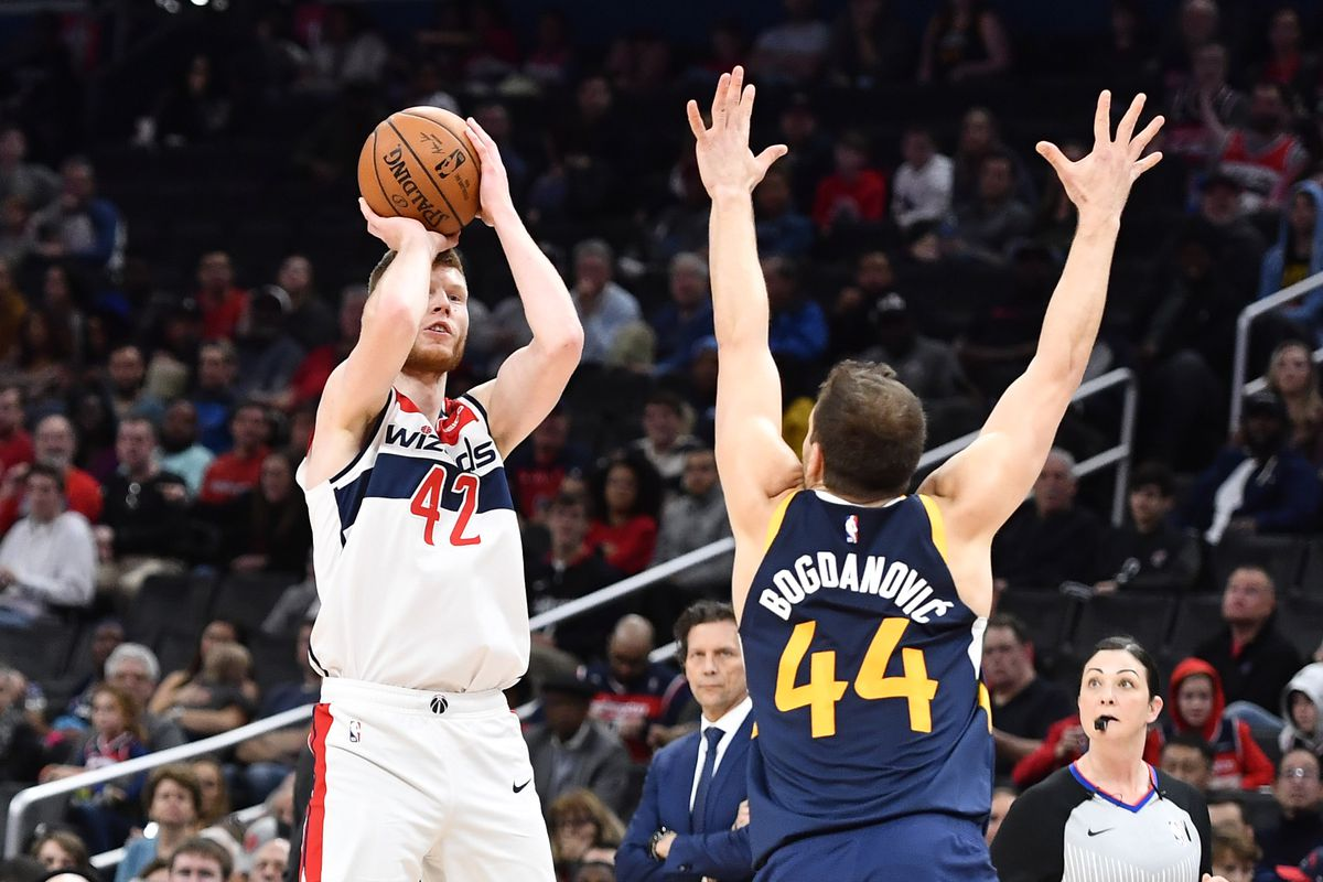 The Wizards have a tough decision to make on Davis Bertans