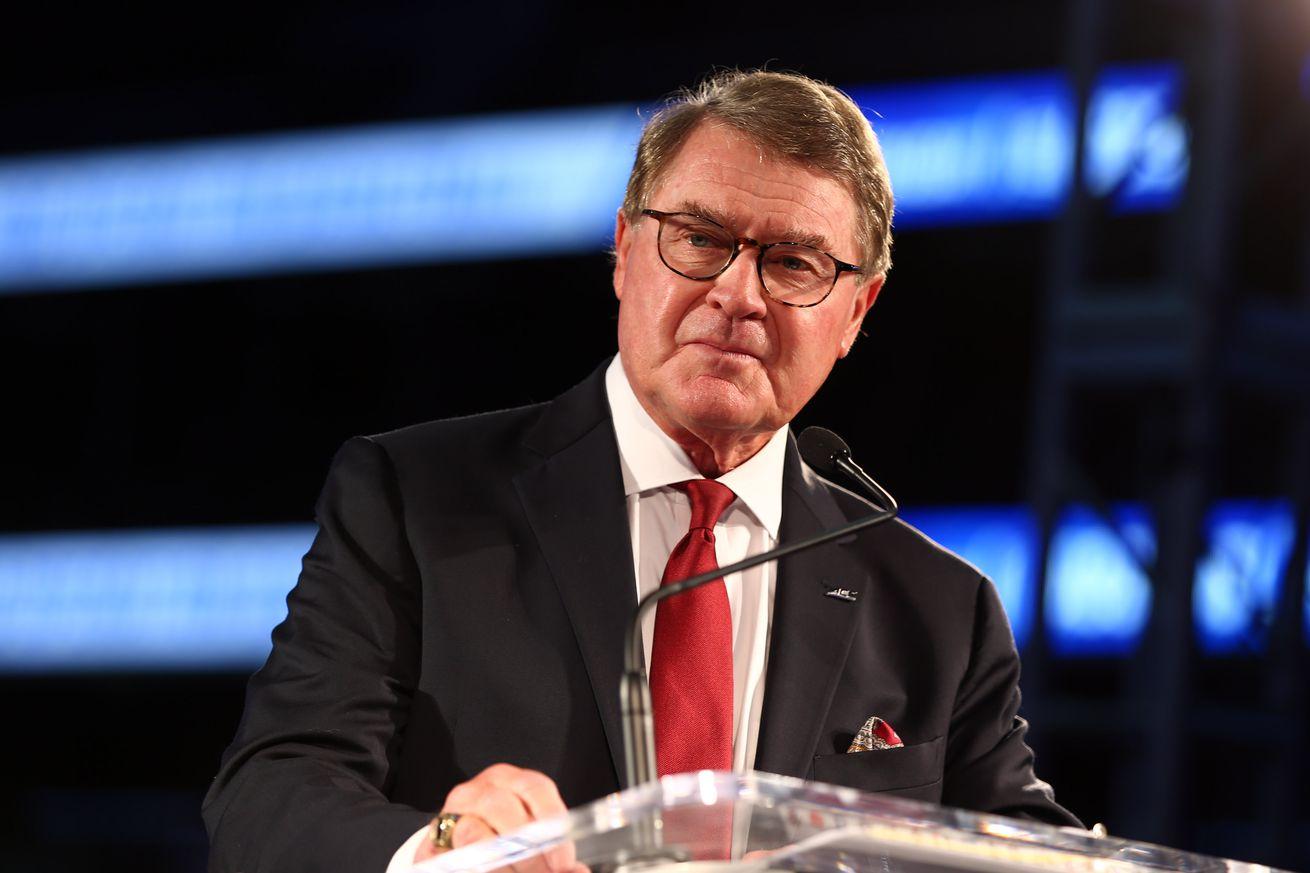 commissioner john swofford spoke - 1024×694
