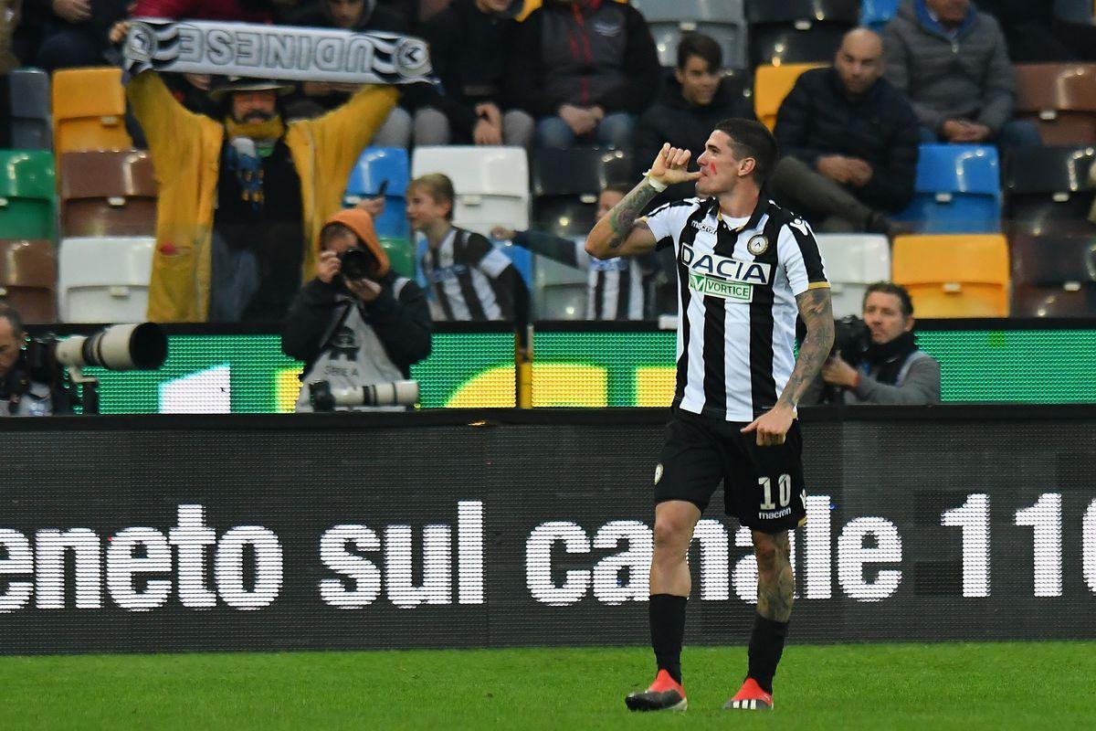Udinese v AS Roma - Serie A