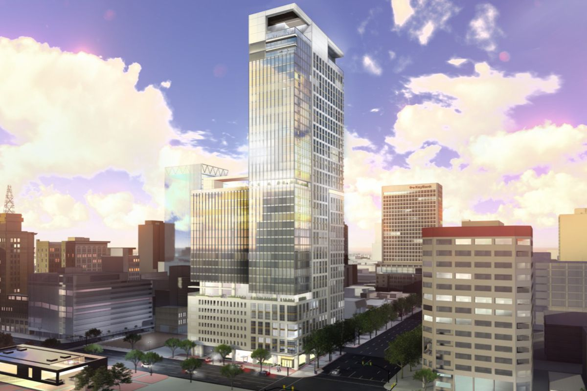 Proposed skyscraper would be the tallest building in Utah