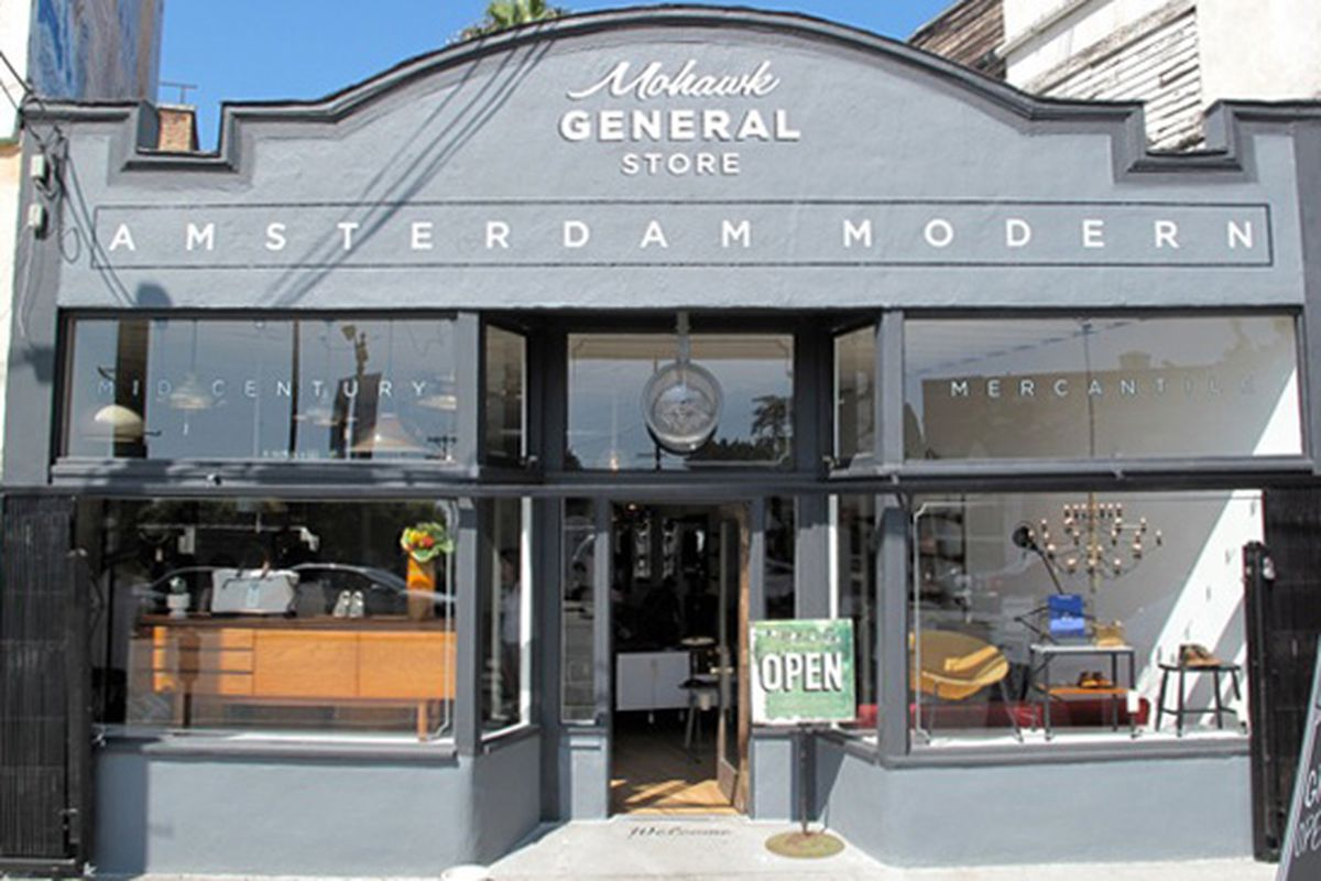 """Mohawk General Store in LA. Photo <a href=""""http://www.girlofacertainage.com/2013/04/page/3/"""">via</a>"""