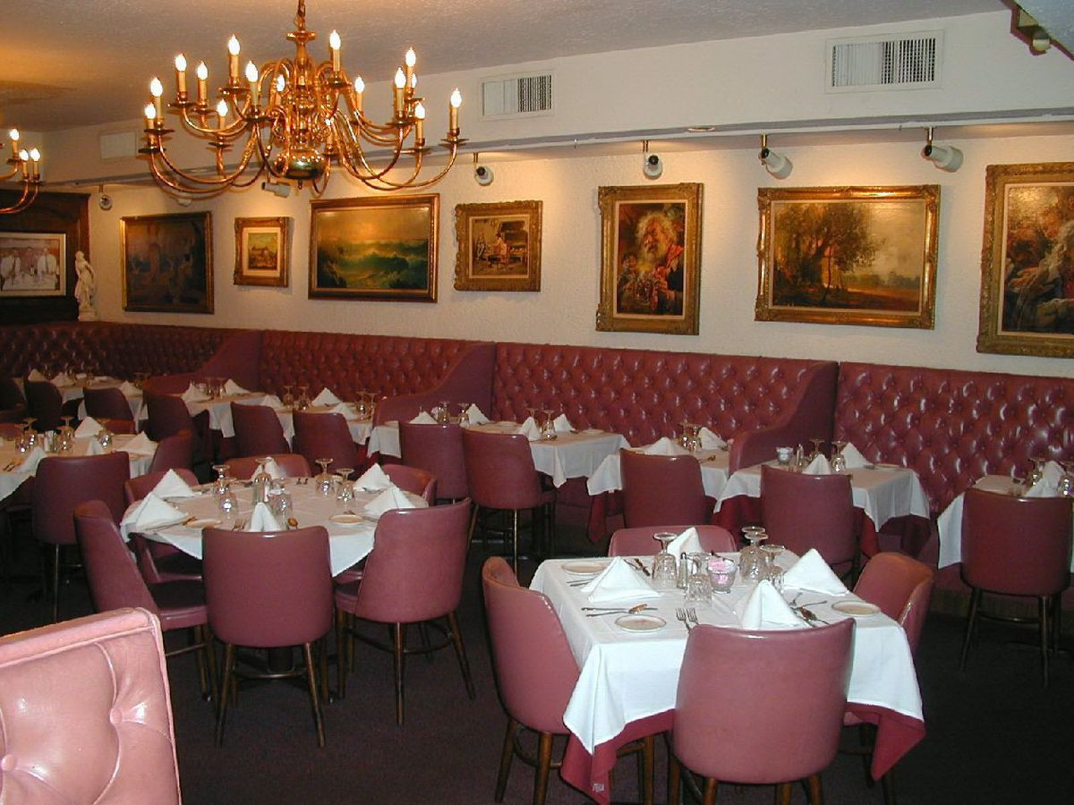 12 Top Restaurants In Nyc S Little Italy Eater Ny