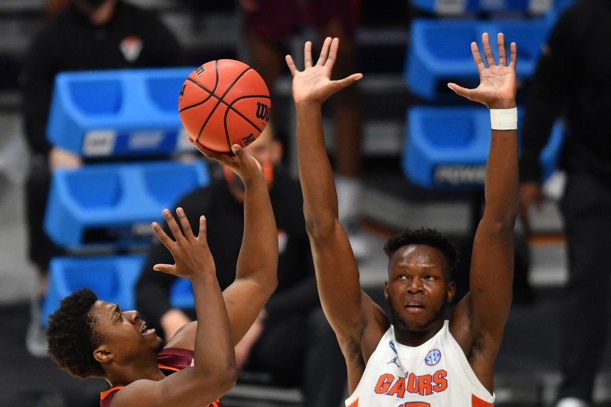 NCAA Basketball: NCAA Tournament-Virginia Tech at Florida