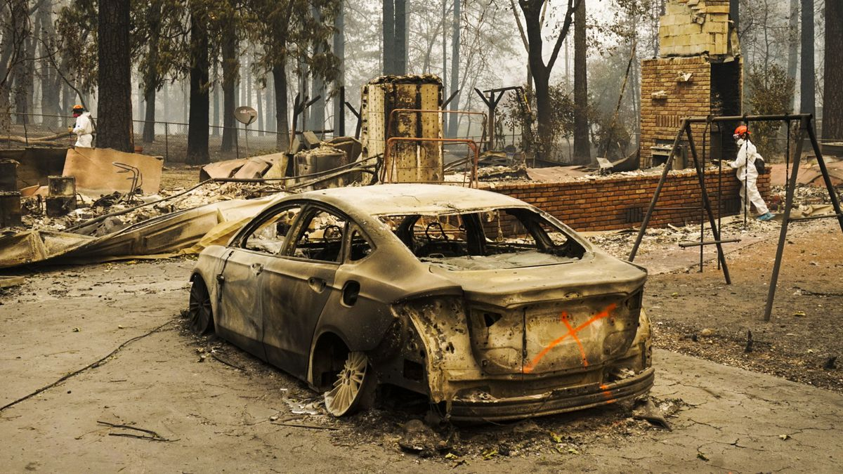 Paradise, California, wildfire: why the fire threat to