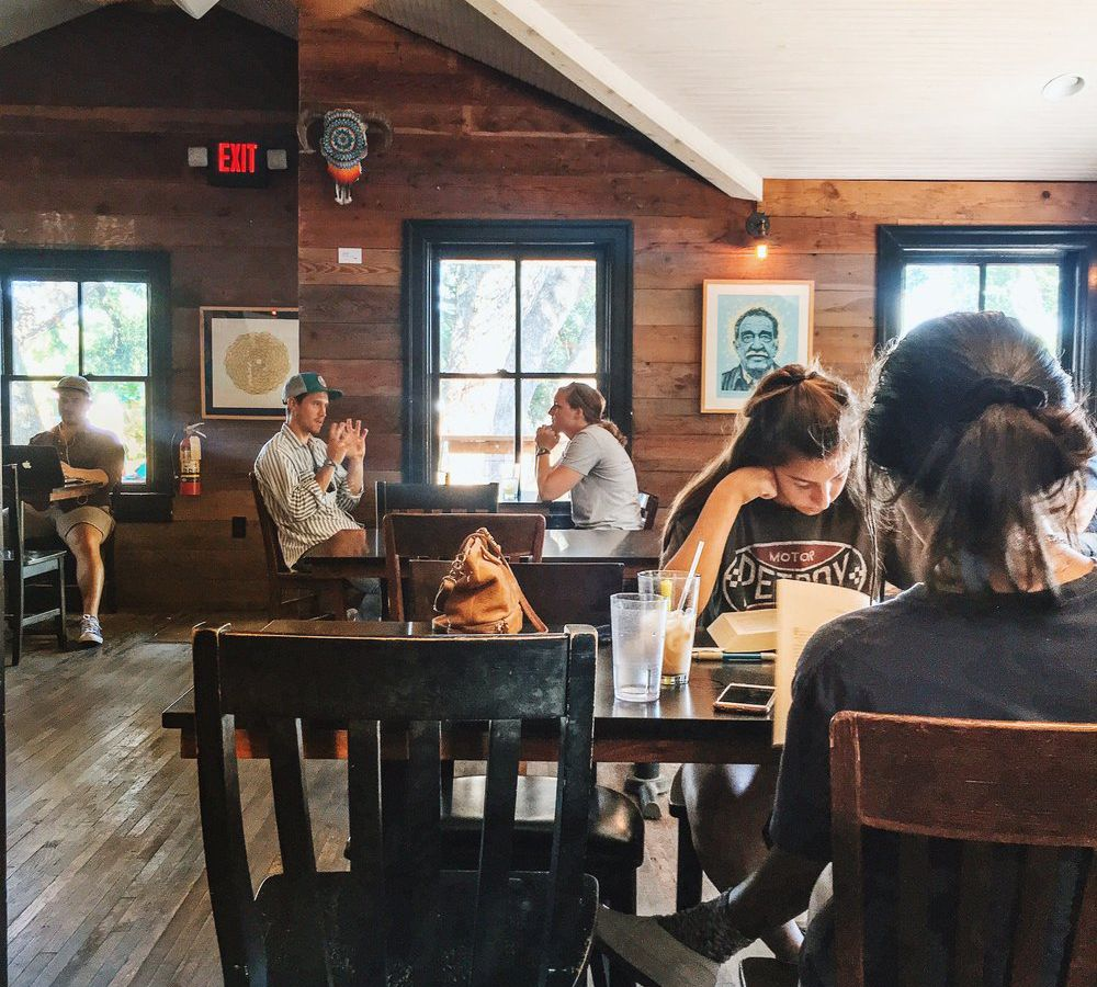 Best Coffee Shops With Free Wi-Fi in Austin - Eater Austin