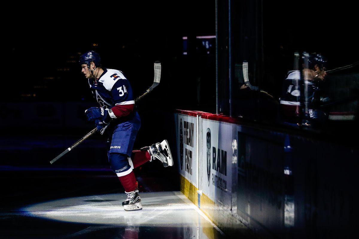 NHL: Anaheim Ducks at Colorado Avalanche