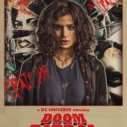 Doom Patrol的假日主题预告片展示了英雄