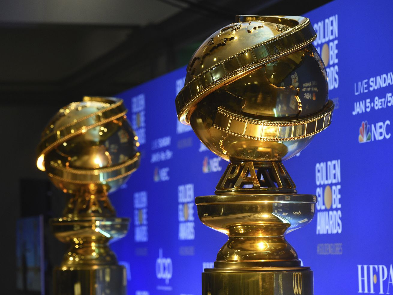 Actors and actresses react to their Golden Globe nominations