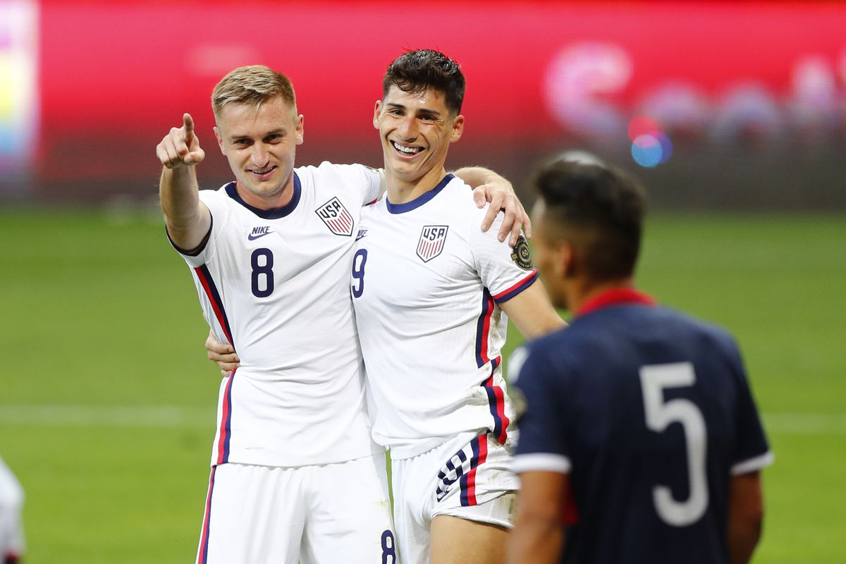 Dominican Republic v USA - 2020 Concacaf Men's Olympic Qualifying