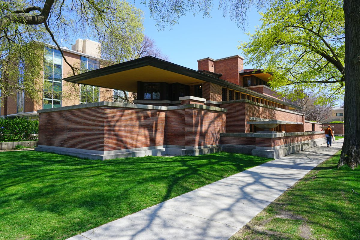 Bike tours kid friendly design workshops at frank lloyd - Frank lloyd wright designs ...
