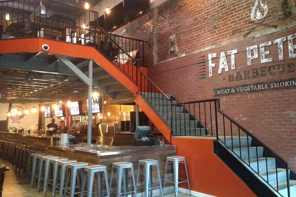 Fat Pete's in Cleveland Park