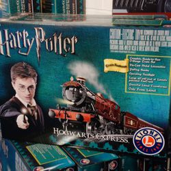 The Hogwarts Express is around $335. Just in time for a very HP7 Christmas.