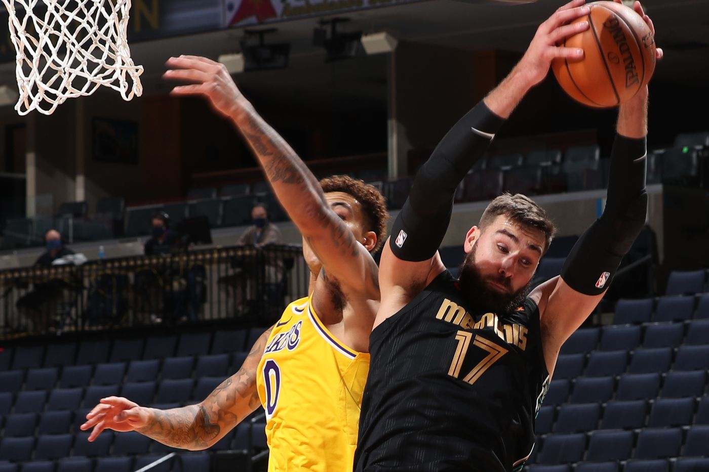 Memphis Grizzlies vs. Los Angeles Lakers Game Preview - Grizzly Bear Blues