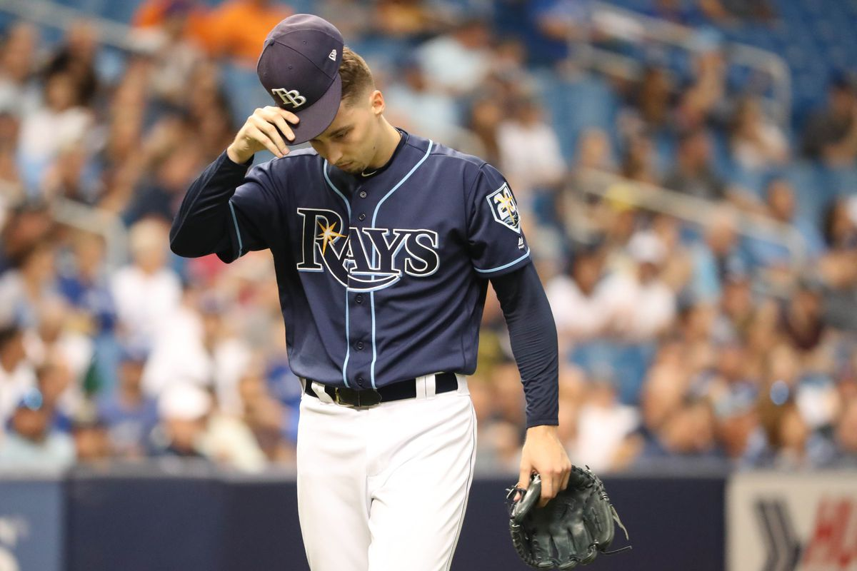 buy popular 97e3a 82635 Reactions to Blake Snell winning the Cy Young award - DRaysBay