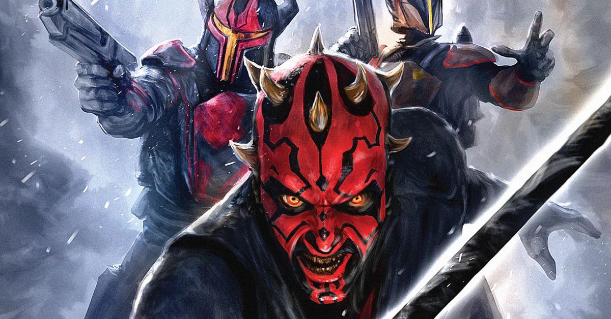 Disney is teasing a Mauldalorian return in Star Wars: The Clone Wars